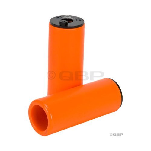 Stolen Thermalite Peg 14mm Neon Orange, sold individually (not as pair)