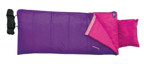 More image Kelty Star Gazer 45 Youth Sleeping Bag Girls