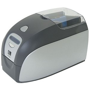 P110i Card Printer - Color - Dye Sublimation, Thermal Transfer