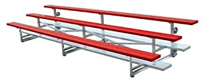 15 Color Stationary Bleachers 5 Rows from Titan