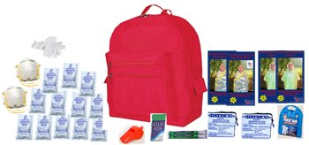 Earthquake Survival Ready to Go Kit
