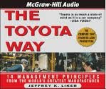 img - for The Toyota Way book / textbook / text book