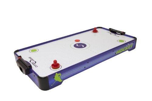 Sport Squad HX40 Electric Powered Air Hockey Table (Sports Games Kids compare prices)