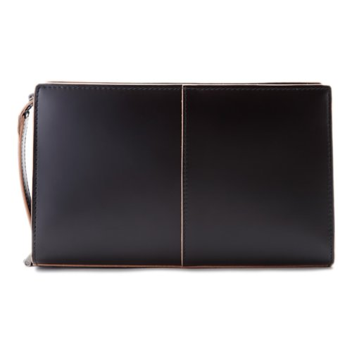 青木鞄(COMPLEX GARDENS)セカンドバッグ メンズ 革 [枯淡 コタン No.3705]