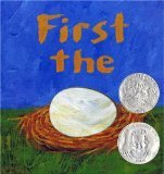 First the Egg (Hardcover Book & Audio CD Set)