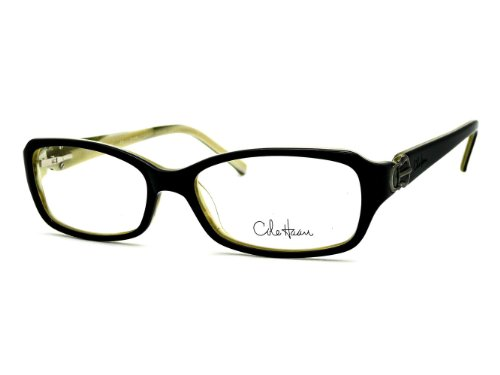 Cole Haan  Cole Haan Women Black Laminate Glasses