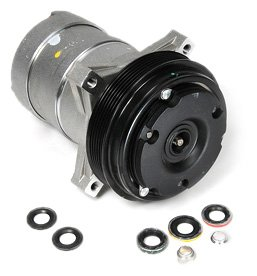 ACDelco 15-22128 Air Conditioning Compressor Assembly