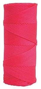 Flo. Pink Braided Line - 500