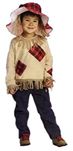 Simple Scarecrow Economy Costume