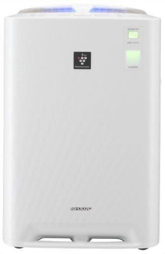 プラズマクラスター搭載加湿空気清浄機 加湿量450mL/h ホワイト系 KC-Z45-W