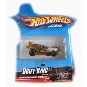 Buy Low Price Mattel Hotwheels Turbo Driver Drift King Car-Tridge Figure (B001DQC6RK)