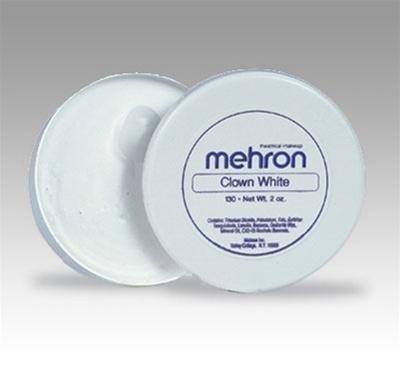 Mehron Clown White (2.25 oz) by Mehron