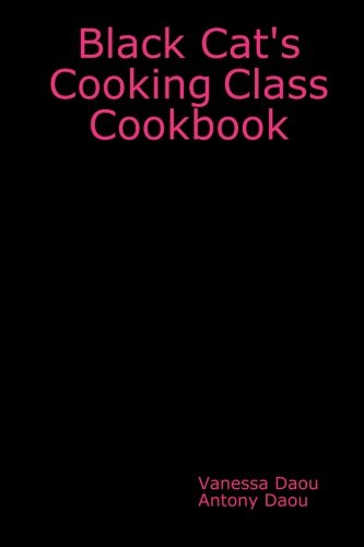 Black Cat's Cooking Class Cookbook PDF
