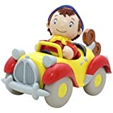 Noddy With Wind Up Taxi Car