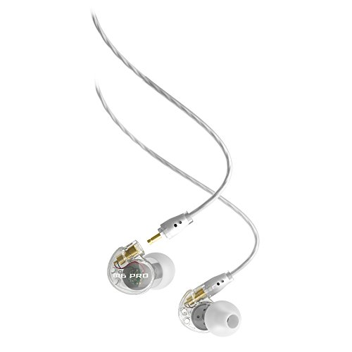 MEElectronics M6 PRO Universal-Fit Noise-Isolating Musician's In-Ear Monitors