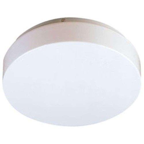Vintage Round Fluorescent Light Fixture: Circline Round Fluorescent Ceiling Fixture
