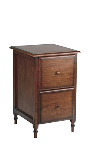 Home Star Knob Hill Collection File Cabinet