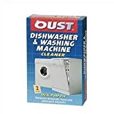 Oust 55-OU-01 Dishwasher and Washing Machine Descaler
