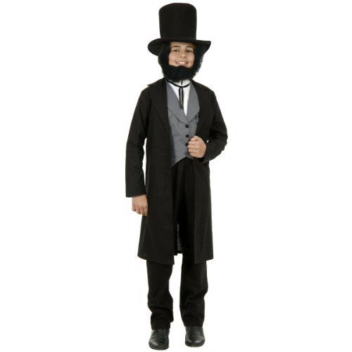 Abe Lincoln Costume - Medium