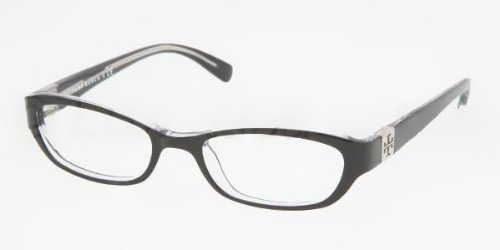 Tory BurchTory Burch TY2009 Eyeglasses (541) Black/Crystal 50mm