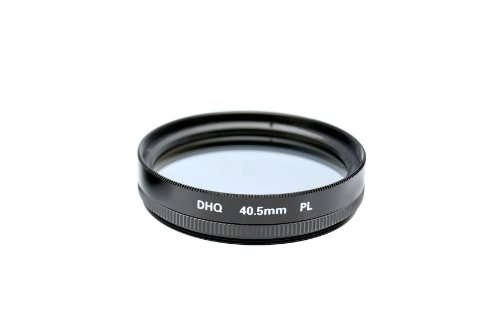 Fujiyama 40.5mm Polarizing Filter / Polarizer for Nikon 1 V2 V1 J3 J2 J1 S1 Black
