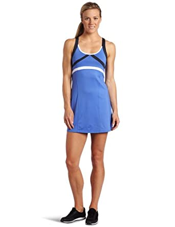 Bolle Ladies Blue Moon Tennis Dress by Bolle