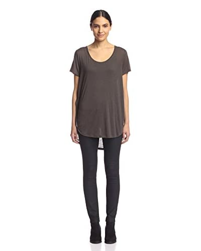 SEN Women's Split Side Knit Top