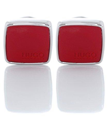 hugo-hugo-boss-e-stain-brass-cufflinks-one-size-medium-red