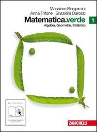 Matematica.verde. Algebra. Geometria. Statistica. Con espansione online. Per le Scuole superiori: 1
