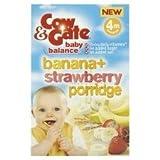 Cow & Gate Sunny Start Banana & Strawberry Porridge