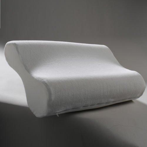 Simmons Beautyrest Anti Snore Contour Memory Foam Standard Pillow front-958700