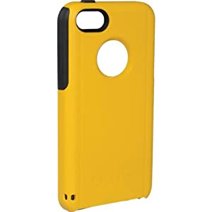 OtterBox Commuter Series Case for iPhone 5C - Retail Packaging - Hornet (Discontinued by Manufacturer)