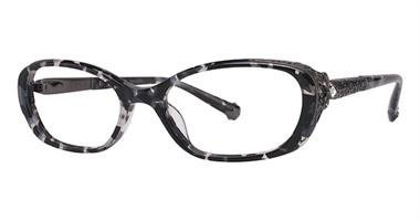 Affliction KELLEY Designer Eyeglasses - Black/Gun