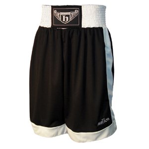 Hatton Junior Boxing Club Shorts - Black, Youth's.