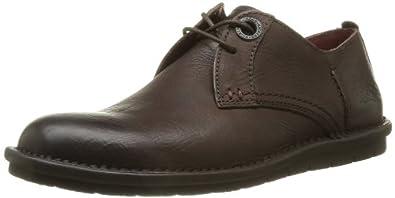 Kickers Viking, Chaussures de ville homme - Marron, 40 EU