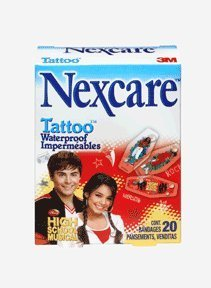 Nexcare High School Musical Bandages - 20/pk