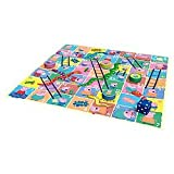 Peppa Pig Giant Snakes & Ladders