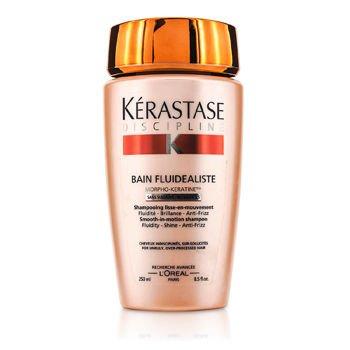 Kerastase Discipline Bain Fluidealiste Smooth In Motion Sulfate Free Shampoo 250ml/8.5oz