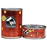 Solid Gold Canned Dog Food Case Chicken/Liver