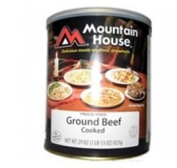 Mountain House - Ground Beef by Mountain House