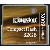 Kingston Technology CF/32GB-U3 - KTC Ultimate CompactFlash 600x