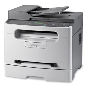 New Lexmark X204N Multifunction Printer Monochrome 24 Ppm Mono 266 Mhz Processor Speed Fast Ethernet