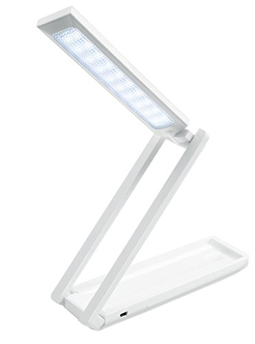 Generic 2W Portable Led Reading Lamp,White