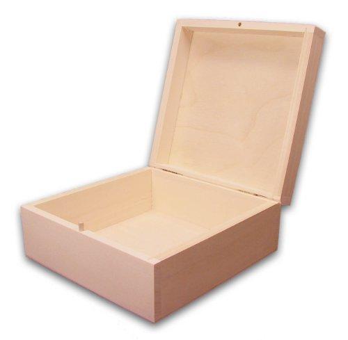 quadratische-Holzbox-Aufbewahrungsbox-Holz-Schachtel-Linde-unbehandelt
