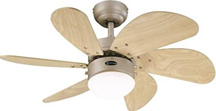 Westing House Titanium - 78158 Ceiling Fan