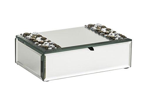 premier-housewares-1410771-portagioie-specchio-e-dettaglio-gioiello