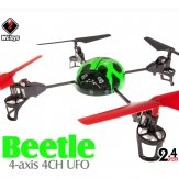 WLtoys V929 Beetle 4-Axis Quadcopter Dexterous Mini UFO RTF by WLtoys