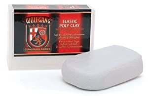 Wolfgang Elastic Poly Clay Bar from Wolfgang