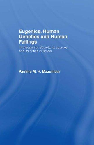 etymology and theory of eugenics