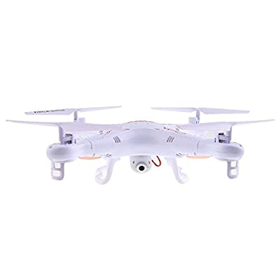 4 Channel 6 Axis 2.4G Remote Control Quadcopter Airplane with Camera & LED Lights by Eletina